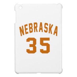 Nebraska 35 Birthday Designs Case For The iPad Mini