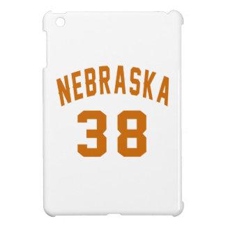 Nebraska 38 Birthday Designs Case For The iPad Mini