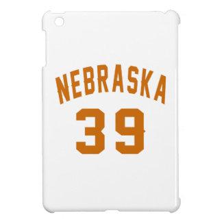 Nebraska 39 Birthday Designs Cover For The iPad Mini