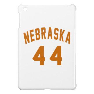 Nebraska 44 Birthday Designs iPad Mini Case