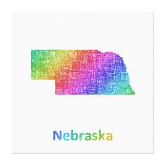 Nebraska Canvas Print