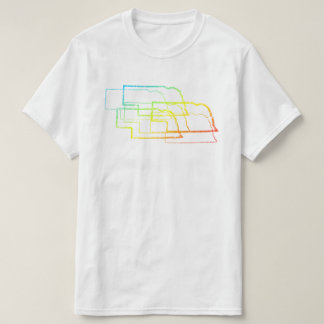 nebraska chill blur T-Shirt