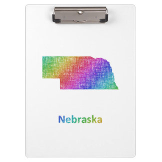 Nebraska Clipboard