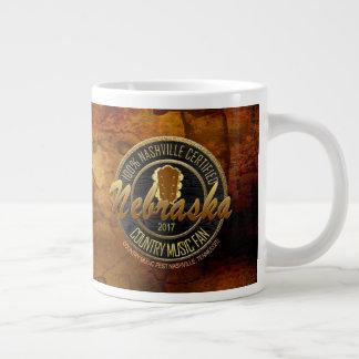 Nebraska Country Music Fan Coffee Mug