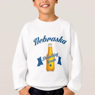 Nebraska Drinking team Sweatshirt
