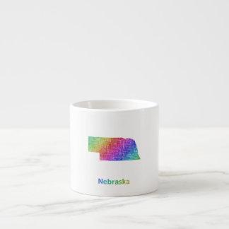 Nebraska Espresso Cup