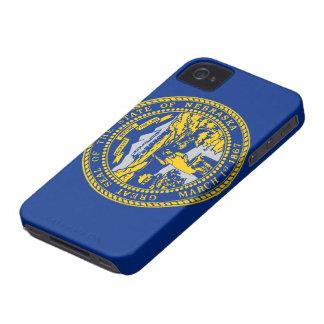 Nebraska Flag Case-Mate iPhone 4 Case