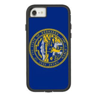 Nebraska Flag Case-Mate Tough Extreme iPhone 8/7 Case