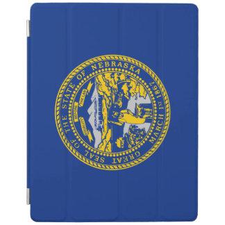 Nebraska Flag iPad Cover