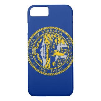 Nebraska Flag iPhone 8/7 Case