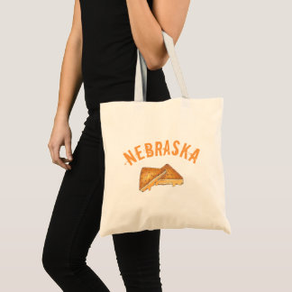 Nebraska Fried Toasted Cheese Frenchees Sandwich Tote Bag