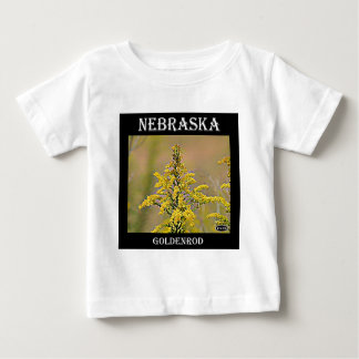 Nebraska Goldenrod Baby T-Shirt