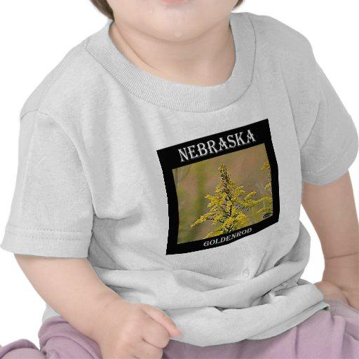 Nebraska Goldenrod Shirts