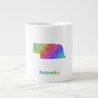Nebraska Large Coffee Mug
