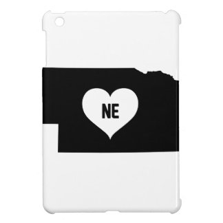 Nebraska Love iPad Mini Cover