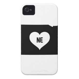 Nebraska Love iPhone 4 Case-Mate Case