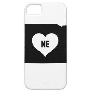 Nebraska Love iPhone 5 Cover