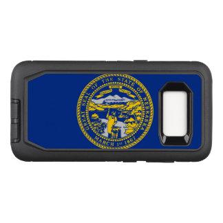 Nebraska OtterBox Defender Samsung Galaxy S8 Case