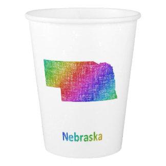 Nebraska Paper Cup