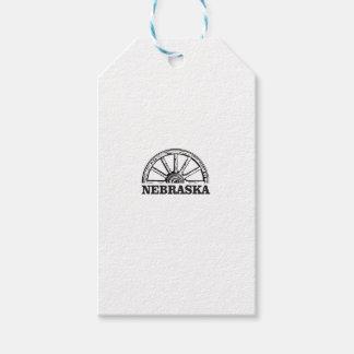 nebraska pioneer gift tags