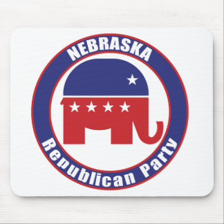 Nebraska Republican Party Mousepad