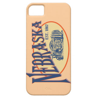 Nebraska Souvenir Apple iPhone 5 Case Cover