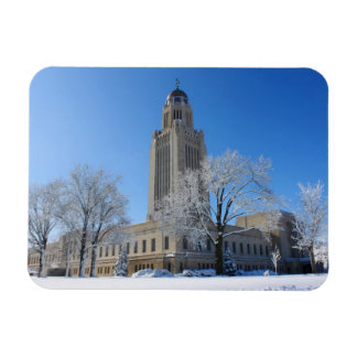 Nebraska State Capitol Magnet