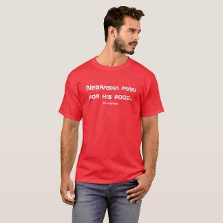 Nebraska State Puns Shirt