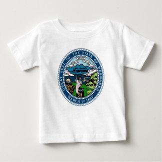 Nebraska State Seal Baby T-Shirt