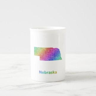 Nebraska Tea Cup