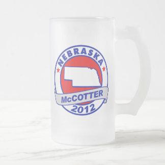 Nebraska Thad McCotter Mug