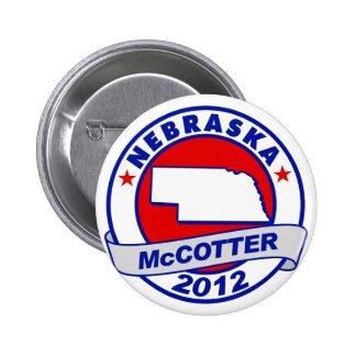 Nebraska Thad McCotter Pins