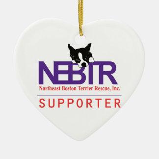 NEBTR Supporter Ornament