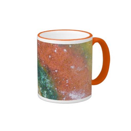 Nebula and Planets. Mug