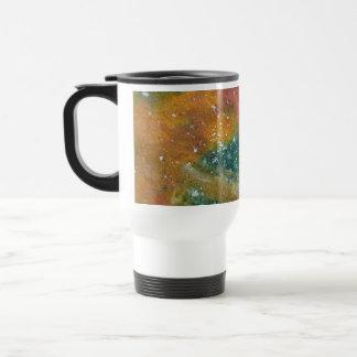 Nebula and Planets Mug