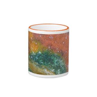 Nebula and Planets. Ringer Mug
