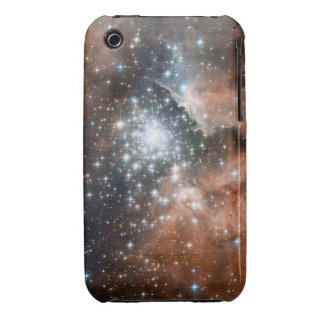 Nebula bright stars galaxy hipster geek cool space Case-Mate iPhone 3 case
