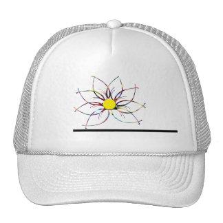 Nebula Daisy Mesh Hats
