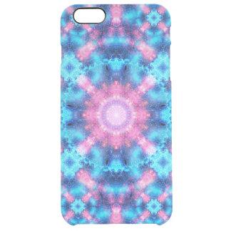 Nebula Energy Matrix Mandala Clear iPhone 6 Plus Case