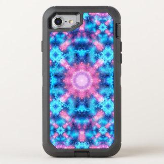 Nebula Energy Matrix Mandala OtterBox Defender iPhone 8/7 Case