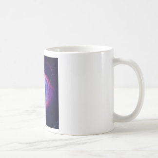 Nebula Eye Basic White Mug