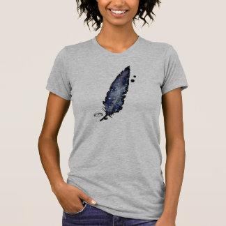 Nebula Feather T-Shirt