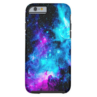 Nebula Galaxy Stars Girly Tough iPhone 6 Case