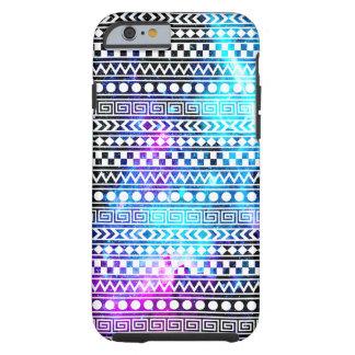 Nebula Galaxy Stars Tribal Tough iPhone 6 Case