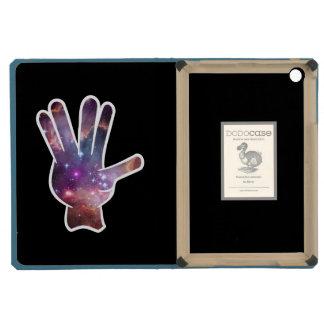 Nebula Hand Print iPad Mini Retina Cases
