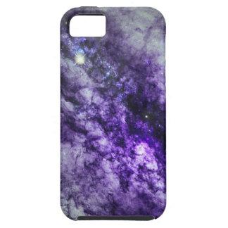 Nebula in Purple iPhone 5 case