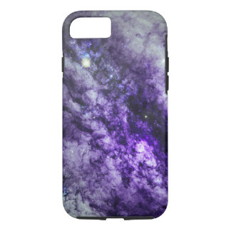 Nebula in Purple iPhone 7 case