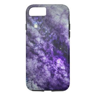 Nebula in Purple iPhone 7 case
