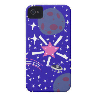 nebula iPhone 4 case