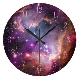 Nebula Large Clock